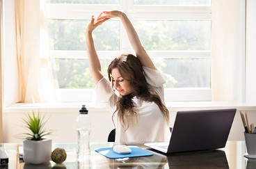 healthy & fit at home_Foto: www.shutterstock.com