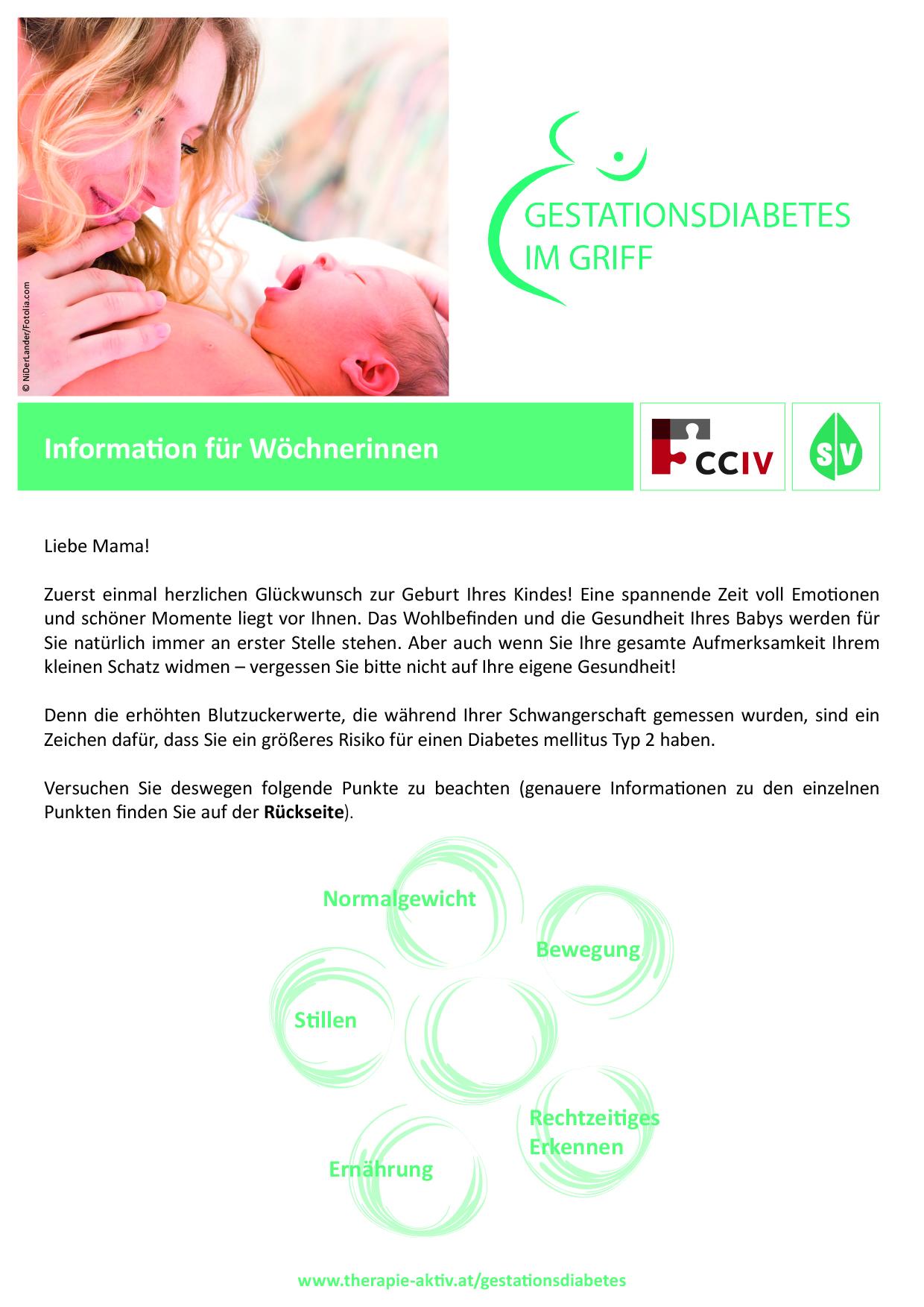 Diät für schwangere Frauen mit Schwangerschaftsdiabetes pdf
